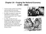 chapter 14 forging the national economy 1790 1860