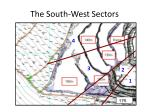 the south west sectors