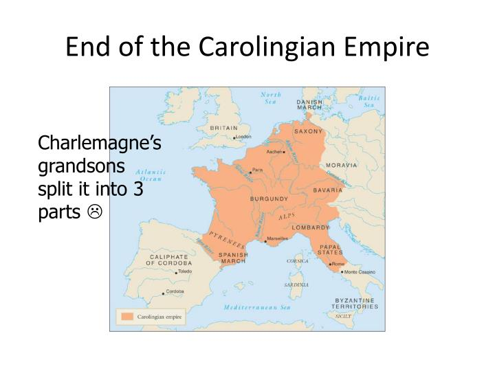 End of the Carolingian Empire