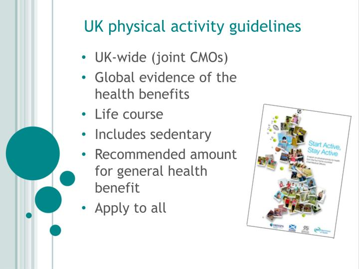 uk physical activity g uidelines n.