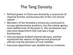 the tang dynasty2