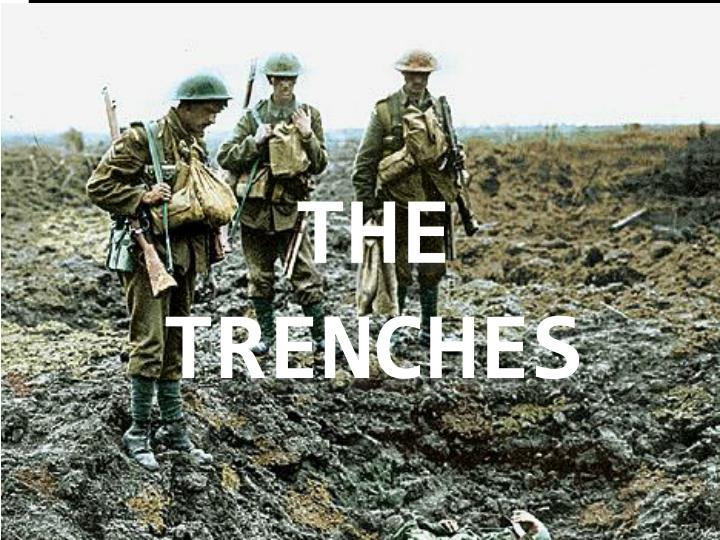 the trenches n.
