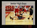 junior high boys8