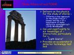 three pillars of nustorm