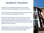 academic transition4