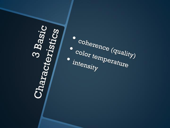 coherence (quality)