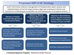 proposed gef 6 iw strategy