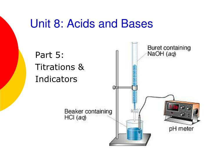 unit 8 acids and bases n.