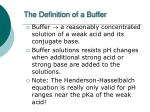 the definition of a buffer