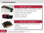 technical equipment2