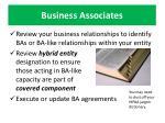 business associates2