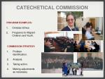 catechetical commission