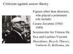 criticism against auteur theory1