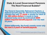 state local government pensions the next financial bubble2