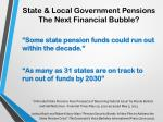 state local government pensions the next financial bubble3