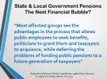 state local government pensions the next financial bubble5