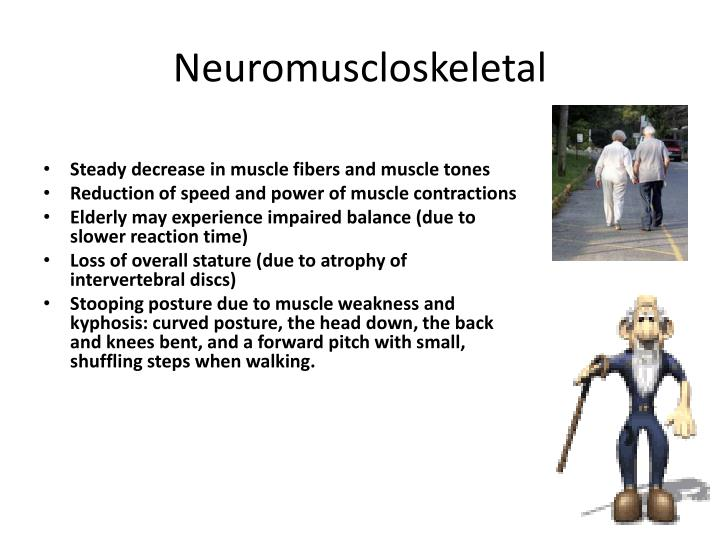 Neuromuscloskeletal