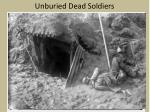 unburied dead soldiers