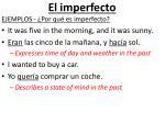 el imperfecto3