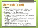 stomach cont