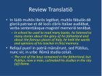 review translati1