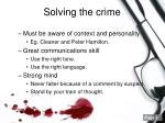 solving the crime1
