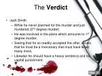 the verdict7