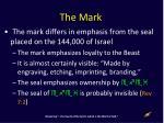 the mark1