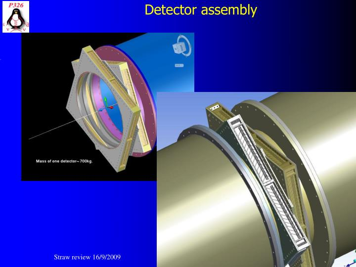 Detector assembly