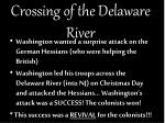 crossing of the delaware river