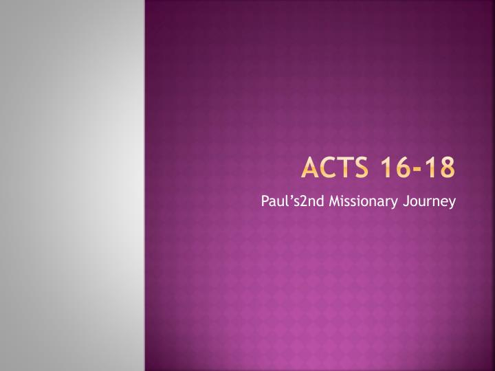 acts 16 18 n.