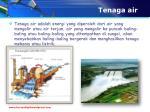 tenaga air