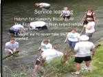 service learning1