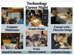 technology career night