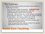 acute care teaching1