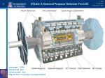 atlas a general purpose detector for lhc