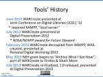 tools history