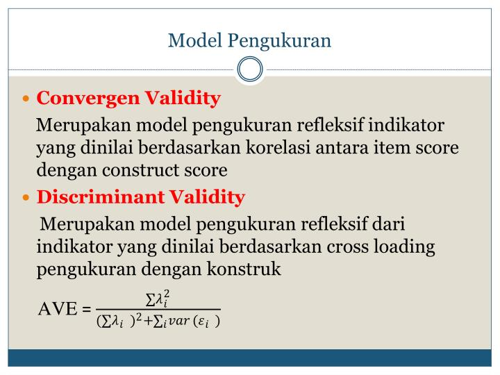 discriminant validity involves how much constructs discriminate On the ways of investigating the discriminant validity of a  the investigation of convergent validity is much more  discrimination to discriminant validity.