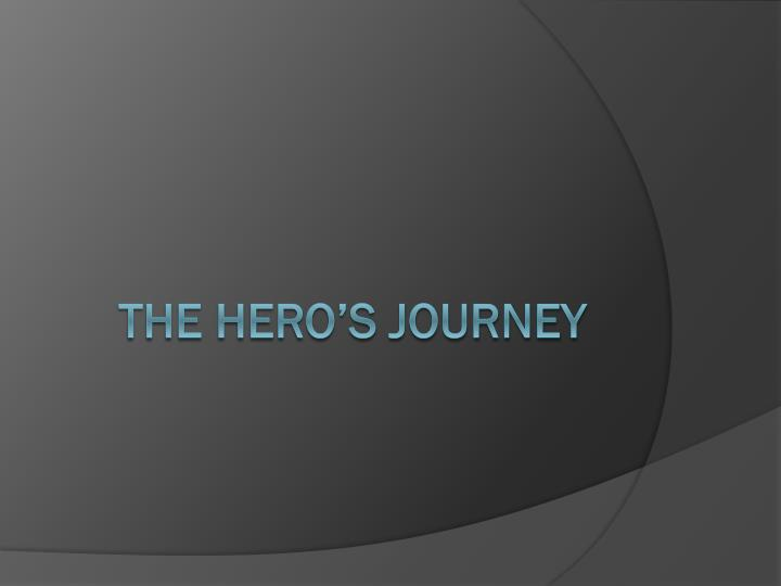 the hero s journey n.