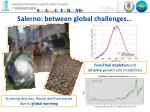 salerno between global challenges