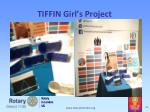 tiffin girl s project