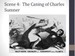 scene 4 the caning of charles sumner
