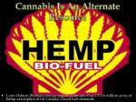 cannabis is an alternate resource