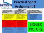 practical sport assignment 31