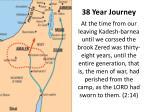 38 year journey