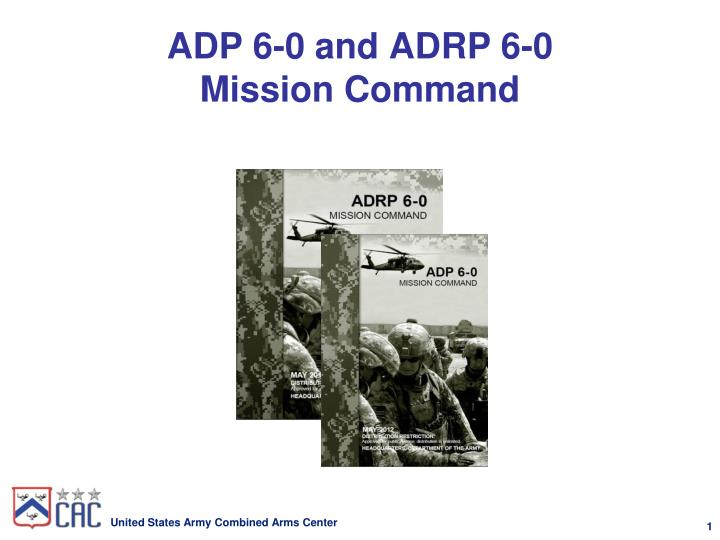adp 6 0 and adrp 6 0 mission command n.