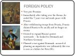 foreign policy