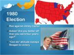 1980 election