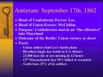 antietam september 17th 1862