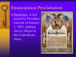 emancipation proclamation3